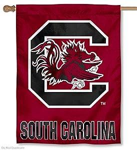 University of South Carolina Gamecocks House Flag
