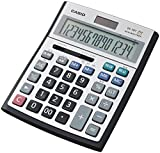 カシオ 本格実務電卓 日数&時間・税計算 デスクタイプ 14桁 DS-3DT