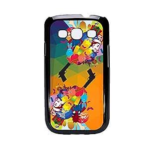 Vibhar printed case back cover for Samsung Galaxy Grand 2Guns