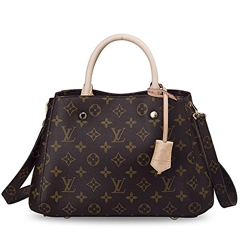 Louis Vuitton Montaigne BB Monogram Handbag