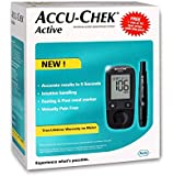 Accu-Chek Active Blood Glucometer Kit