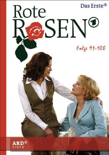 Rote Rosen - Folge 91-100 [3 DVDs]