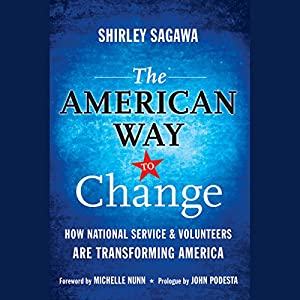 The American Way to Change Audiobook