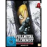 Fullmetal Alchemist: Brotherhood - Vol. 4 Digipack im Schuber mit Hochprägung und Glanzfolie - Limited Edtion - Limited Edition