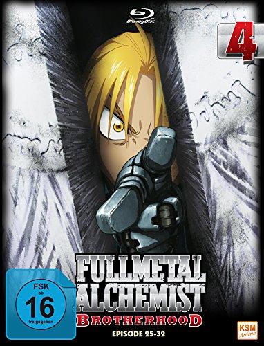 Fullmetal Alchemist: Brotherhood - Volume 4