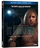 It Follows [Blu-ray + DVD + Digital Copy + Digital Soundtrack] (Bilingual)