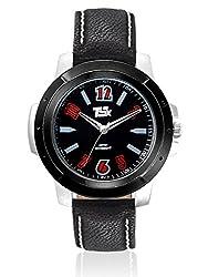 TSX Analog Black Dial Mens Watch- TSX-WATCH-021