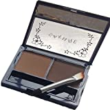 EYEBROW POWDER COMPACT KIT MIRROR APPLICATOR INCLUDED 3 SHADES TO CHOOSE LIGHT MEDIUM DARK MEDIUM