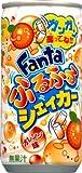 ファンタ ふるふるシェイカーオレンジ 190ml缶 (10入り)