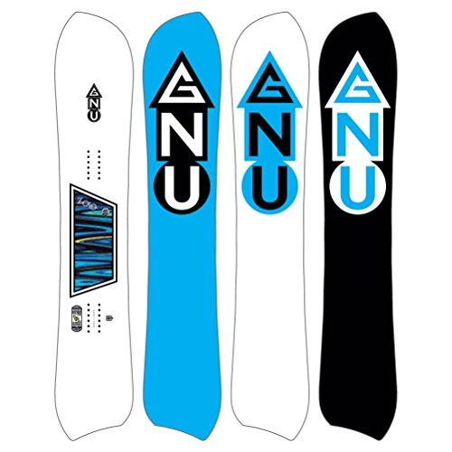 Gnu CC Zoid EC2 PBTX Snowboard - 158cm/Goofy (Gnu Snowboard Package compare prices)