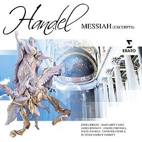 Handel: Messiah (extracts)
