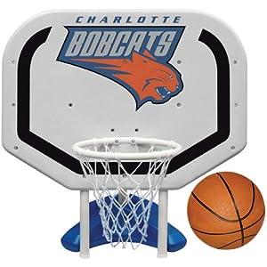 Buy Poolmaster Charlotte Bobcats Pro Rebounder Game (72934) by Poolmaster
