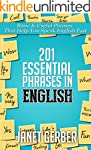 201 Essential Phrases in English: Bas...