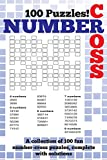 Number Cross Puzzle Book: A fantastic book of 100 number cross puzzles, complete with solutions!