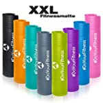 XXL Fitnessmatte �Ashanti� / dick und...