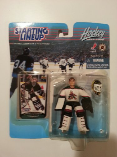 Starting Lineup Nikolai Khabibulin, Hockey 1999-2000