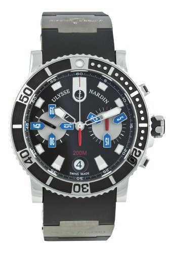 Ulysse Nardin Men's 8003-102-3/92 Maxi Marine Watch