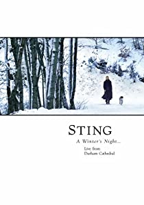 Sting A Winters Nightlive From Durham Cathedral by Deutsche Grammophon