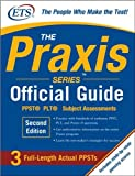 img - for Praxis Series Official Guide PPST  Pre-Professional Skills Test (Official Guide) (text only) 2nd (Second) edition by Educational Testing Service book / textbook / text book