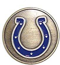 Indianapolis Colts Golf Ball Marker