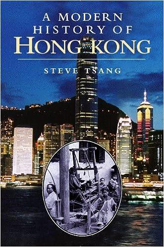 Modern History of Hong Kong, A: 1841-1997