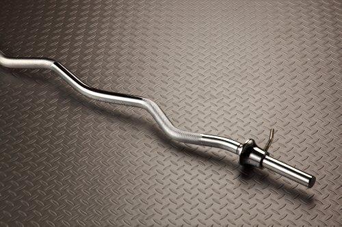 IROTEC (アイロテック) レギュラーWバー 前腕と上腕筋の強化に最適アイテム! ぶっとい腕を作るマストアイテム。徹底的に腕を鍛えるには一押しアイテム