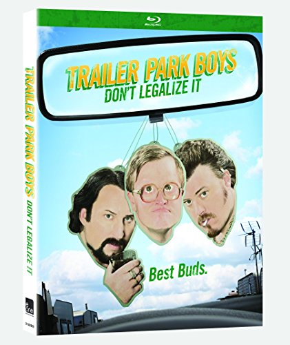 Trailer Park Boys - Don't Legalize It (Blu-ray English)