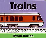 Trains Lap Edition (0061150185) by Barton, Byron