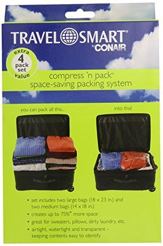travel-smart-by-conair-compress-n-pack-space-saving-packing-bag-kit-clear-2-large-and-2-medium-bags-