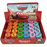 Disney movie Cars 24pcs Stamp Art Set