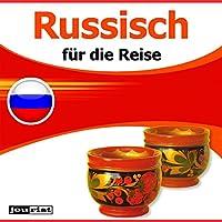 Russisch für die Reise Hörbuch von Max Starrenberg Gesprochen von:  div.
