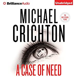 A Case of Need Audiobook