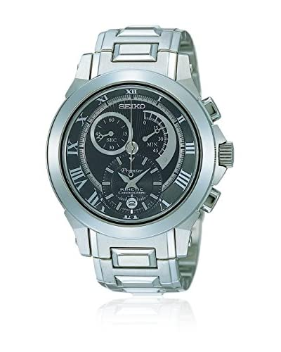 Seiko Reloj de cuarzo Unisex Snl041 39 mm