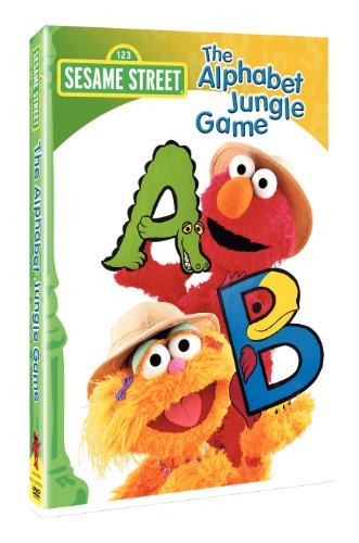 Alphabet Jungle Game [DVD] [1998] [Region 1] [US Import] [NTSC]