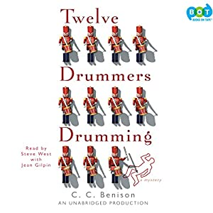Twelve Drummers Drumming Audiobook