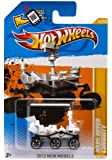 2012 Hot Wheels New Models - Mars Rover Curiosity