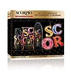 Scorpio Coffret 3 Produits Scandalous...