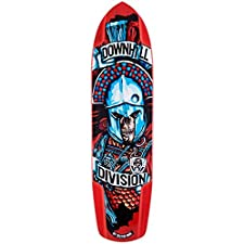 Sector 9 Javelin Downhill Division Longboard Skateboard Deck With Grip