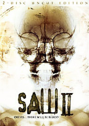 Saw 2 [2005] Unrated Director's cut by Donnie Wahlberg