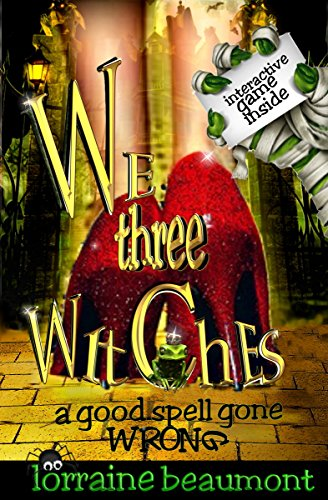 We Three Witches, A Good Spell Gone Wrong (Edenbrooke Hollow Series Book 1) (Good Witch Spells compare prices)
