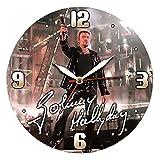 Johnny hallyday - - Pendule Johnny Hallyday Concert