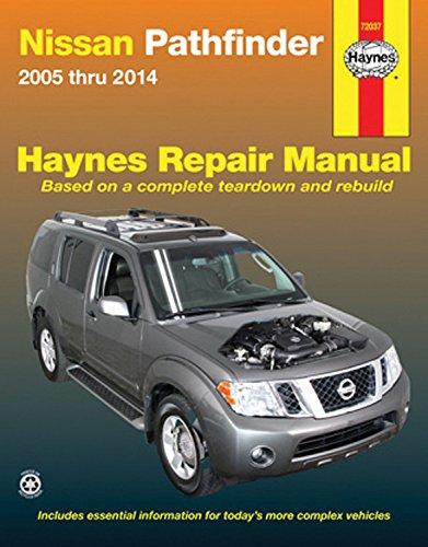 haynes-nissan-pathfinder-automotive-repair-manual-2005-thru-2014