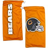 NFL Chicago Bears Microfiber Glasses Bag