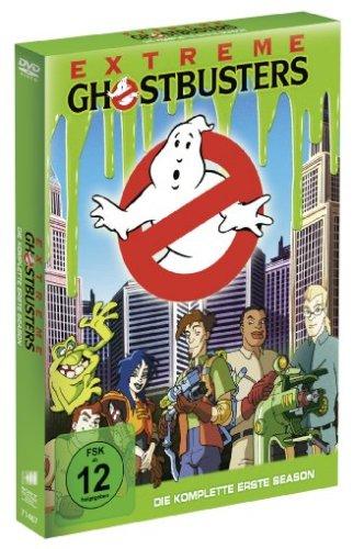 Extreme Ghostbusters - Die komplette erste Season [2 DVDs]