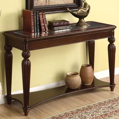 Cheap Enitial Lab Chelsea Console Table – Dark Cherry (IDF-4390S)