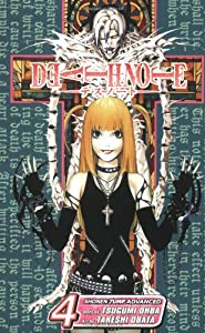 Death Note, Volume 4