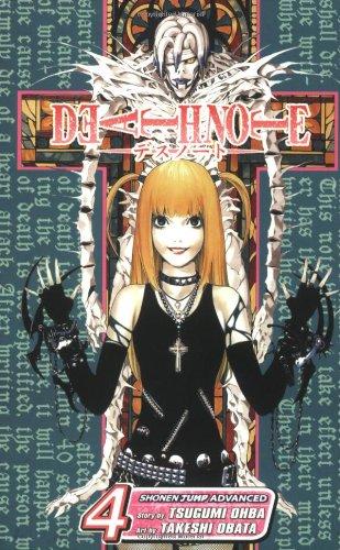 DEATH NOTE 4巻 (英語版)
