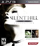 PS3 Silent Hill HD Collection USA version