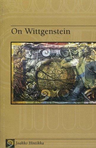On Wittgenstein