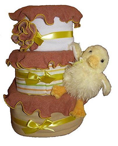 Create-A-Gift 3-Tier Marble Baby Cake